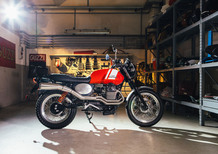 Moto Guzzi V7 II: quattro kit per personalizzarla