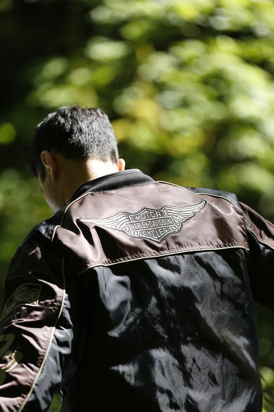 Harley-Davidson: collezione abbigliamento Winter 2014