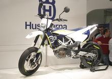 Husqvarna 701 Supermoto 2015