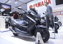 Yamaha X-MAX 125 e 250 Momodesign
