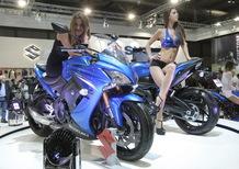 Suzuki a EICMA con tutte le novità 2015