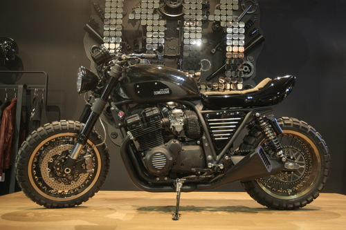 Yamaha XJR 1300 Bomboogie