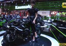 Kawasaki Ninja H2, video EICMA. Il suo prezzo