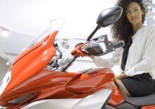 MV Agusta Stradale 800 e Turismo Veloce, video EICMA