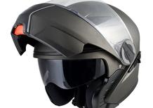 EICMA: CGM presenta il casco modulare 505A Singapore