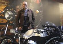 """Ola Stenegard, BMW: """"Il motociclista non ama parcheggiare la sua moto in mezzo ad altre 20 uguali"""""""