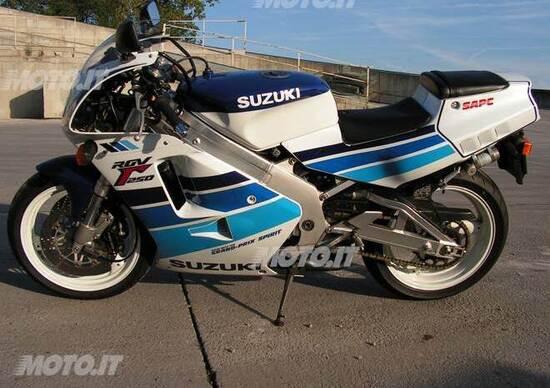 Le Belle e possibili di Moto.it: Suzuki RGV 250