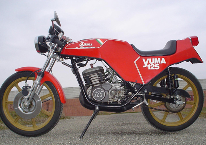 "Yuma ""Testa-radiale""."