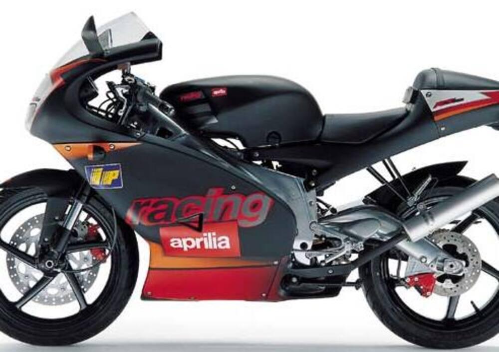 Aprilia Rs 125  1998 - 02   Prezzo E Scheda Tecnica