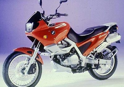 Bmw F 650