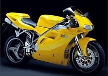 Ducati 748 Biposto (1995 - 97)
