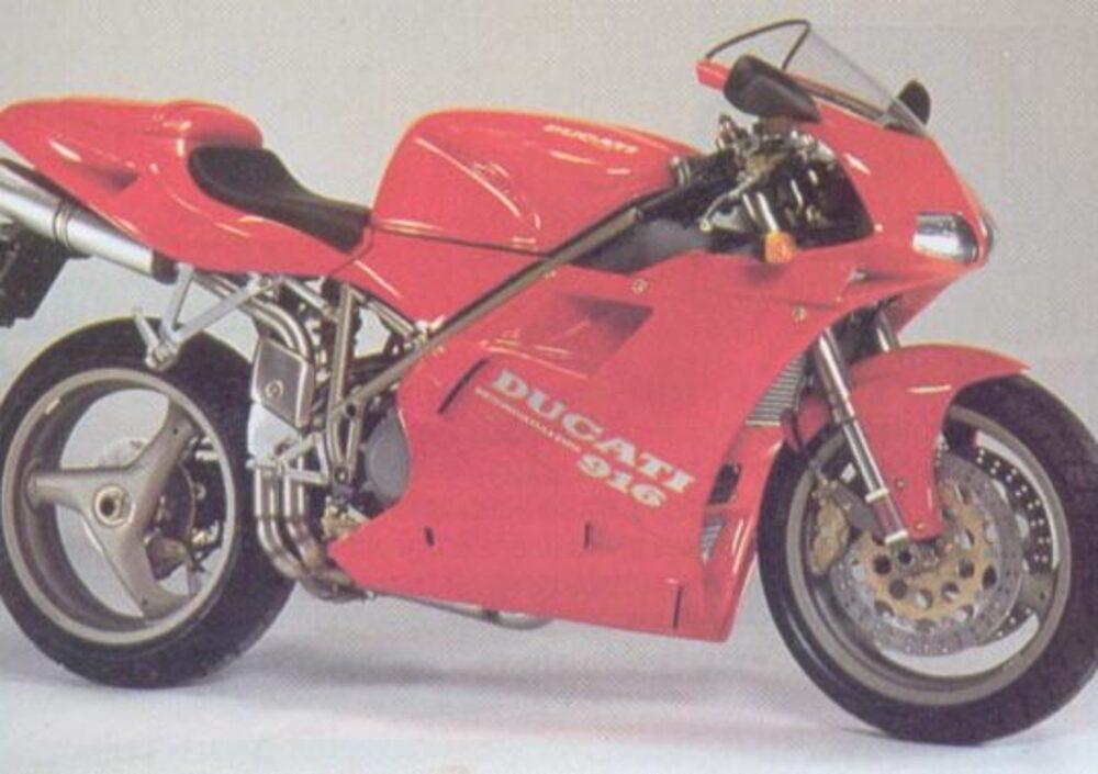 Ducati 916 Biposto (1994 - 98)