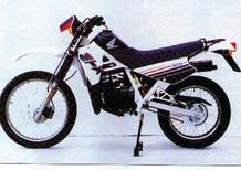 Honda MTX 125 (1986 - 90)