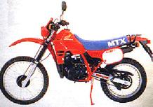 Honda MTX 125 R (1983 - 87)