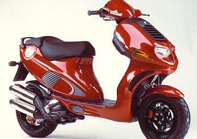 Italjet Moto Formula 125 LC
