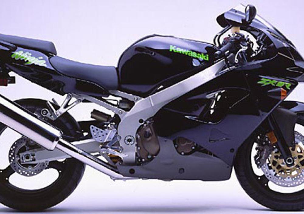 kawasaki ninja 900 zx-9r (1998 - 01), prezzo e scheda tecnica