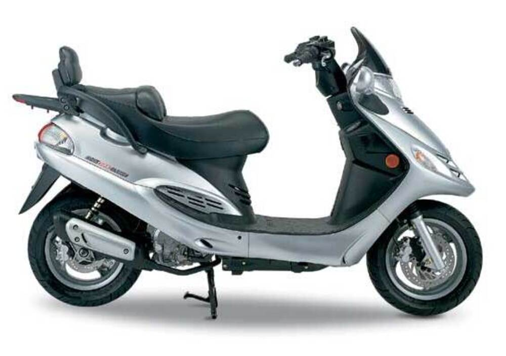Kymco Dink 150 Classic (1997 - 04)