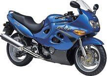 Suzuki GSX 600 F (1998- 05)
