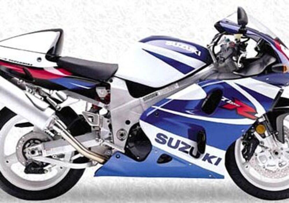 SUZUKI TL 1000 R specs - 1998, 1999, 2000, 2001, 2002