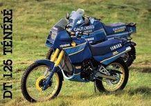 Yamaha DT 125 Téneré (1987 - 96)