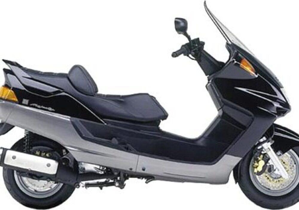 YAMAHA - MAJESTY 250 - ANNO 2003 su Secondamano.it moto e