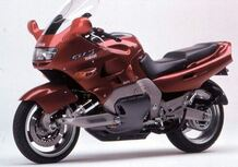 Yamaha GTS 1000 ABS (1993 - 01)