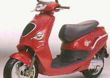 Aprilia Gulliver 50 LC (1996 - 01)