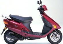 Honda SJ  50 Bali