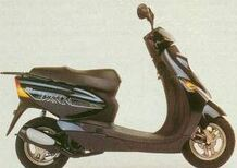 Yamaha Breeze 50