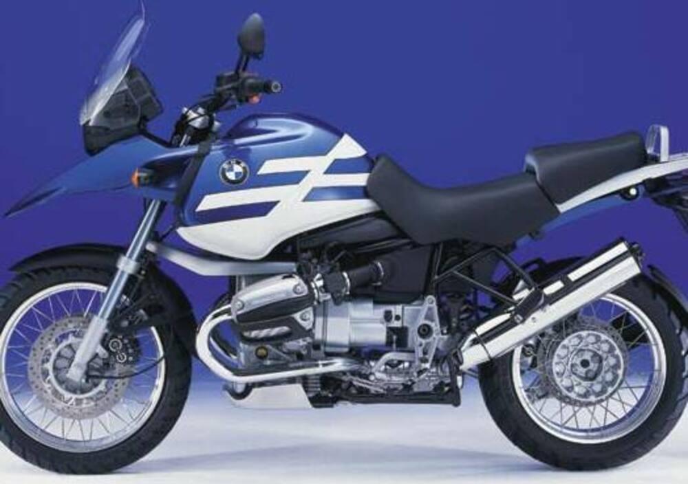 bmw r 1150 gs, prezzo e scheda tecnica - moto.it