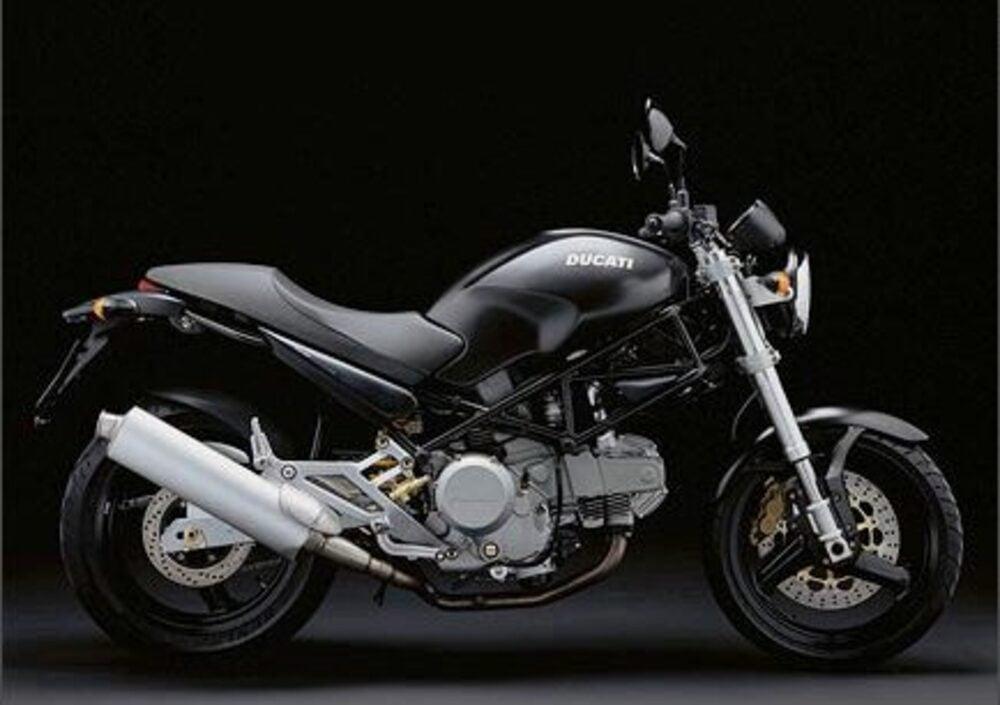 ducati monster 600 dark (1998 - 01), prezzo e scheda tecnica - moto.it
