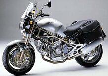 Ducati Monster 600 City Dark (1998 - 02)