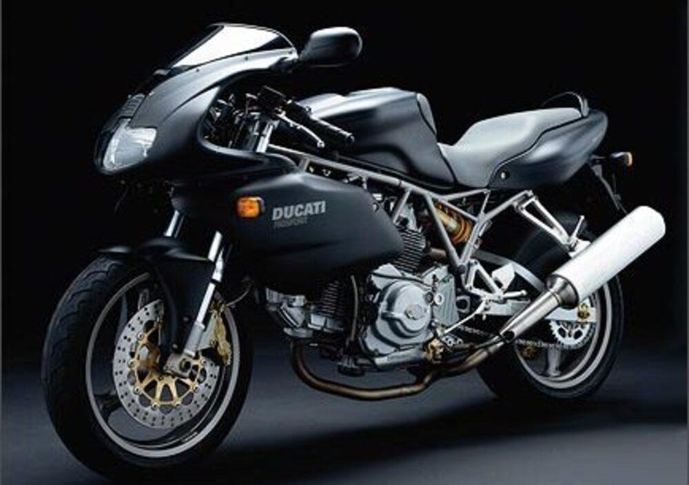 Ducati Sport 750 HF I.E. (2001 - 02)