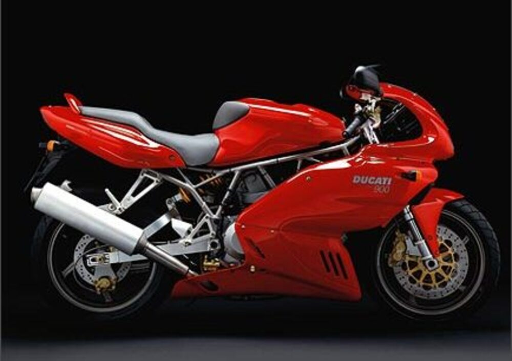 Ducati SuperSport 900 (1998 - 00)