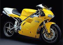 Ducati 996 SPS (1998 - 00)