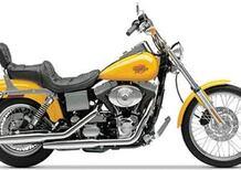 Harley-Davidson 1450 Dyna Wide Glide (1999 - 01) - FXDWG
