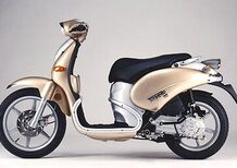 Italjet Moto Torpedo 125