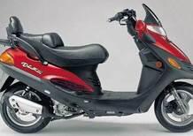 Kymco Dink 125 LX Eco (1999 - 02)