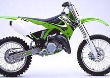 Kawasaki KL KX 125 (1999 - 01)