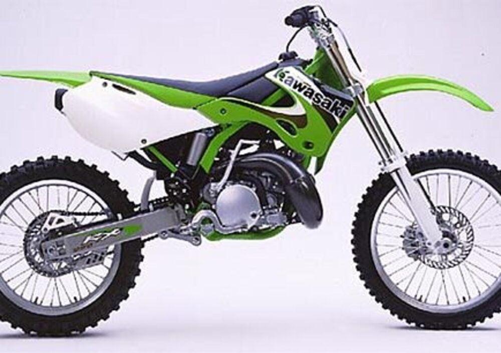 Kawasaki KL KX 250 (1994 - 01)