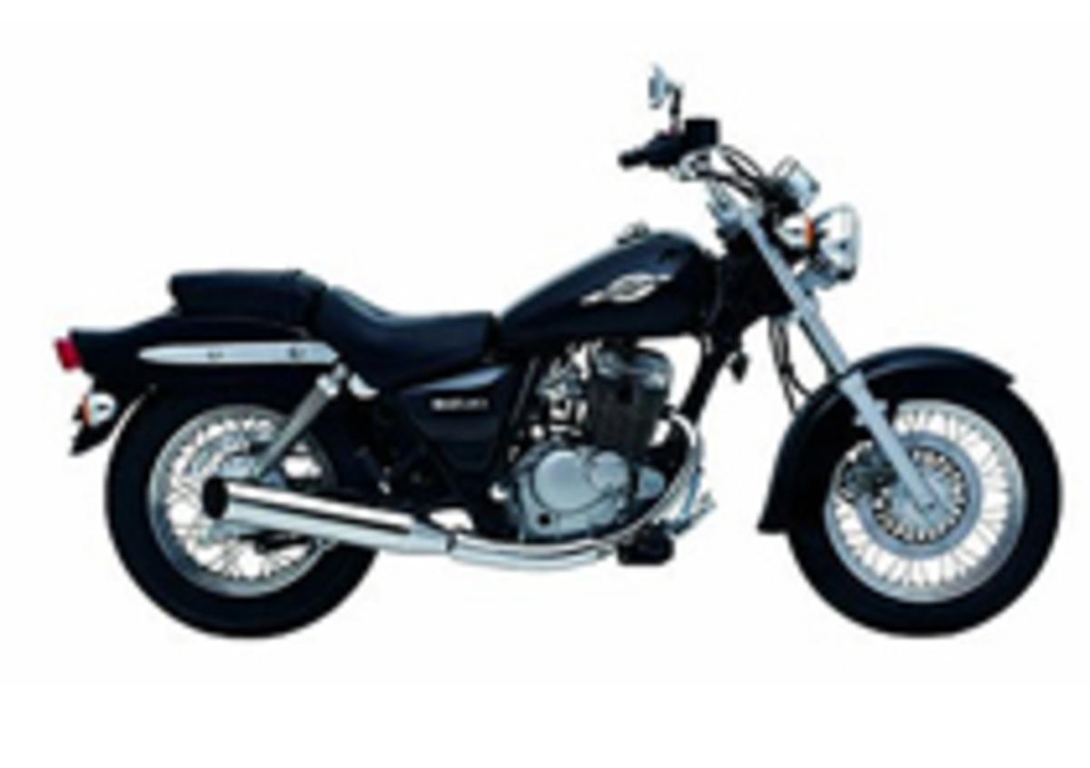 Suzuki GZ Marauder 250: listino e scheda tecnica moto