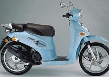 Kymco People  50 Eco Cat (1999 - 02)