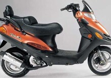 Kymco Dink  50 LC (1999 - 02)