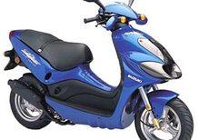 Suzuki UX 50 Zillion (1999 - 02)