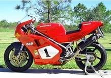 Ducati 888 SP 5 (1992 - 93)