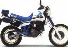Suzuki DR 600