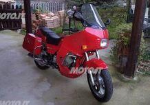Moto Guzzi T5 850 NT (1985 - 88)