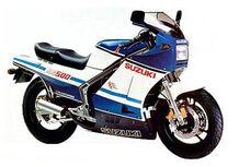 Suzuki RG 500 R (1985 - 88)
