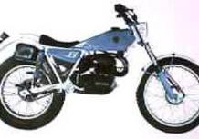 Bultaco Sherpa Trial 350
