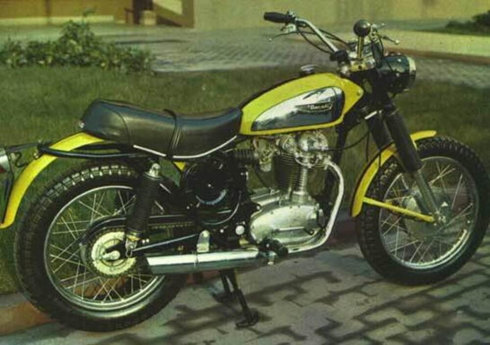 Ducati Scrambler 250/450